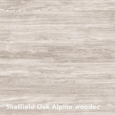 Sheffield Oak Alpine woodec