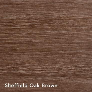 Sheffield Oak Brown