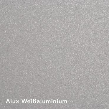Alux Weiss aluminium