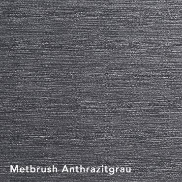 Metbrush Anthrazitgrau