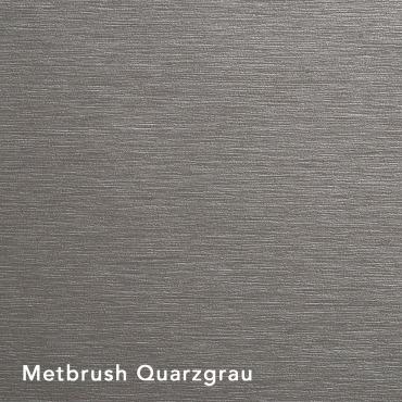 Metbrush Quarzgrau