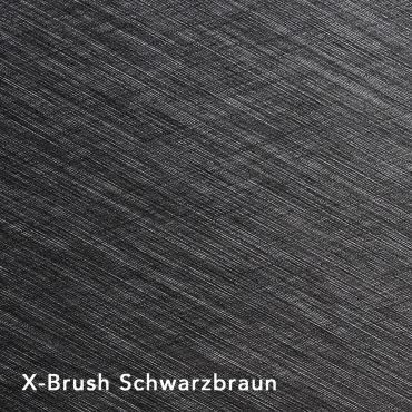 X-Brush Schwarzbraun