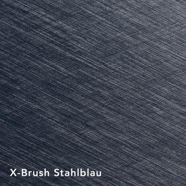X-Brush Stahlblau